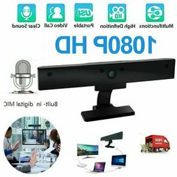 1.3 MP 1080P HD Webcam USB 2.0 Computer Web Cam Camera For P