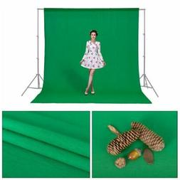 10*10FT Green Camera Photo Backgrounds Studio Photography Sc