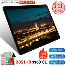 """10"""" inch Tablet PC 8+128GB Android 8.0 Dual SIM Dual Camera"""