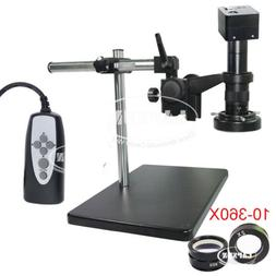 1080P 60FPS 10X-360X HDMI Digital Industrial Microscope Came