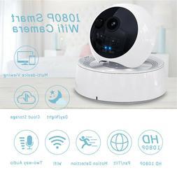 1080P Baby Dog Cat Pet Monitor Indoor IP Camera Day & Night