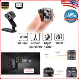 1080P Camara Mini Espia Hidden Camera with Infrared Night Vi