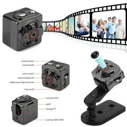 1080P Camara Mini Spy Hidden Camera with Infrared Night Visi