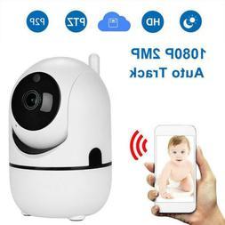 1080P HD Smart Wireless Security IP Camera WiFi IR Night Bab
