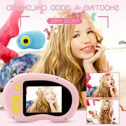 1080P Mini Cartoon Digital Camera Video Camcorder Recorder f