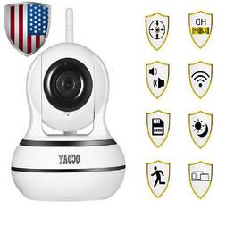 1080P NVR Wireless Security IP Camera System Indoor Smart Wi