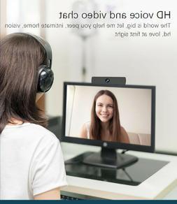 1080P Web Camera USB Video Calling Microphone Webcam For Com