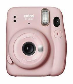 Fuji 16654774 Mini 11 Camera Blush Pink