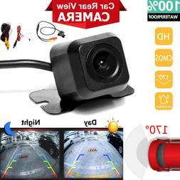 170° CMOS Car Rear View Backup Camera Reverse HD Night Visi
