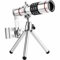 18x Telescope Camera Zoom Optical Cellphone Telephoto Lens F