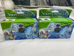 1Day-Ship Fujifilm Disposable QuickSnap Waterproof Underwate