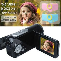 2.0'' TFT LCD Digital Video Camera 16X Zoom 1080P DV Camcord