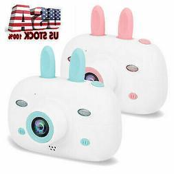 "2.4"" Mini Digital Camera for Kids Baby Cute Camcorder Video"