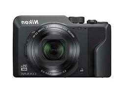 Nikon 2019 Model COOLPIX A1000 BK Black ISO 6400 Digital Cam