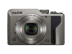 Nikon 2019 Model COOLPIX A1000 SL Silver ISO6400 Digital Cam