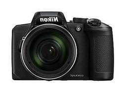 Nikon 2019 Model COOLPIX B600 BK Black Digital Camera New in