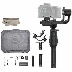 2019 DJI Ronin-S Gimbal Essentials Kit for DSLR and Mirrorle