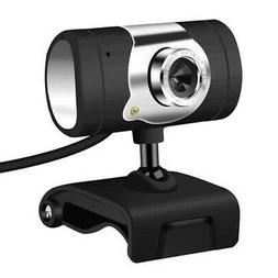 2020 NEW USB Mega Pixel Web Cam HD Camera Webcam w/ Mic Micr
