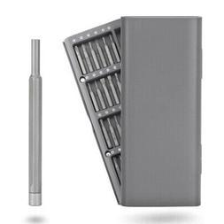 25 in 1 Magnetic Screwdriver Set Precision Repair Tool Kits