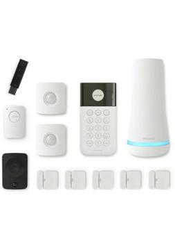 Simplisafe 28 12 Piece Wireless Home Security System W/Hd Ca