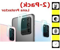 2X For Samsung Galaxy S20/S20+/Ultra Camera Lens Screen Prot