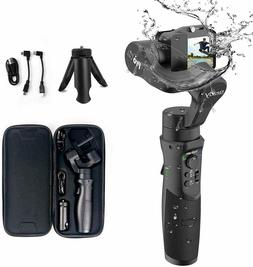 3-Axis Handheld Gimbal Stabilizer for Action Camera, GoPro H