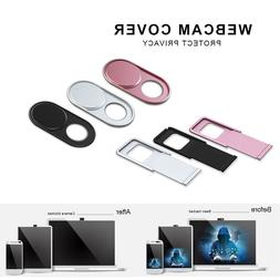 3 Pack WebCam Cover Slide Web Camera Privacy Security for Ph