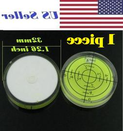 32x7mm bubble degree marked surface spirit level