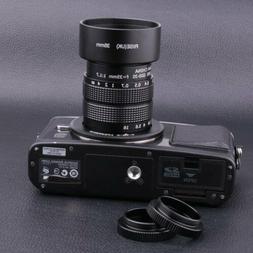 Fujian 35mm f/1.7 CCTV Movie Lens for M4/3 / MFT Mount Camer