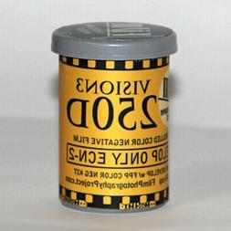 35mm Film - Kodak Vision 3 - 250D