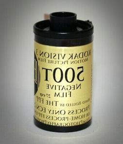 35mm Film - Kodak Vision 3 - 500T