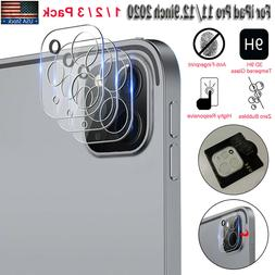 3D Full Tempered Glass Camera Lens Screen Protector for iPad