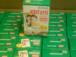 40 Sheets Fuji Instax Mini Instant Film f/ Model 7 7s 8 9 50