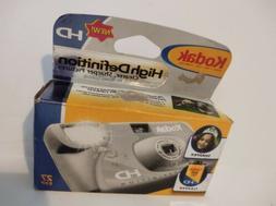 Kodak 400 Film Disposable Camera HD  27 Exp New