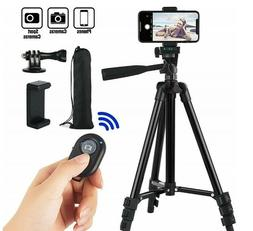 """42"""" Professional Camera Tripod Stand Holder Mount for iPhone"""