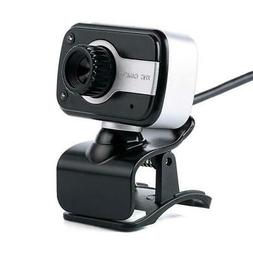480P USB2.0 HD Webcam Camera Web Cam With Mic Use For Comput