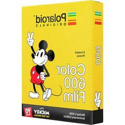 Polaroid Originals 4860 Color 600 Instant Film-Mickey'S 90Th