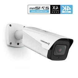 Amcrest 4K PoE Security IP Camera 4X Optical Zoom 8MP System