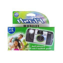 5-Pack Fuji Quicksnap Flash Disposable Camera 35mm Film 800