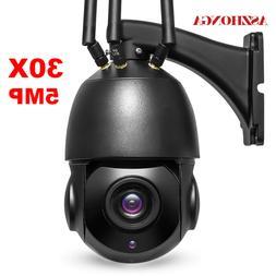 5MP 3G 4G SIM Card Wireless Wifi Security Camera Outdoor 30X