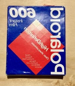 Polaroid 600 Instant Film High Definition Fits All OneStep F