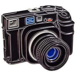 Mamiya 7 7ii Medium Format Film Camera Enamel Pin