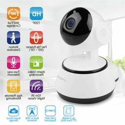 720P Wireless IR Home Security Network CCTV IP Camera Night