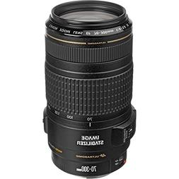 Canon EF 70-300mm f/4-5.6 IS USM Lens for Canon EOS SLR Came