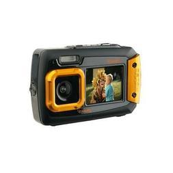 Coleman Duo2 2V9WP-O 20 MP Waterproof Digital Camera with Du