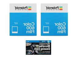 Impossible/Polaroid Instant Color Film for Polaroid 600 and