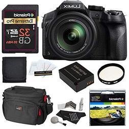 Panasonic LUMIX DMC FZ300 4K, Point and Shoot Camera with Le