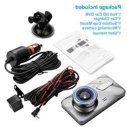 Vehicle Car HD 1080P Dashboard DVR Camera Video Recorder G-S