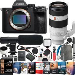 Sony a7R IV Mirrorless Camera + FE 100-400mm F4.5-5.6 GM Len