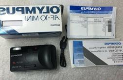 Olympus AF-10 mini 35mm f/4.5 Point & Shoot Film Camera *NEW